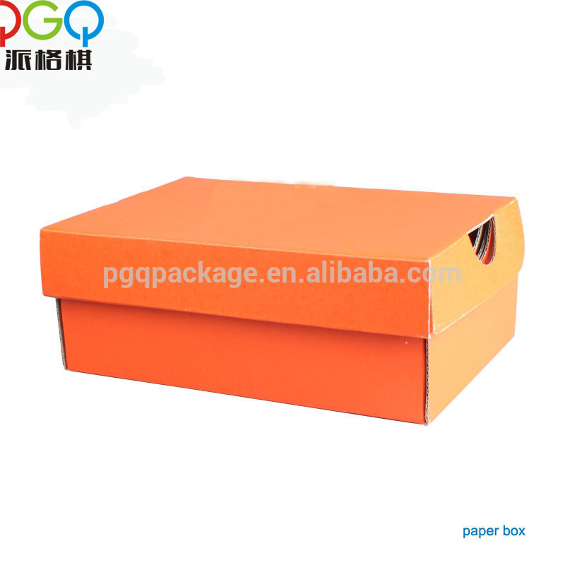 Recyclable low profit corrugated cardboard packing carton box